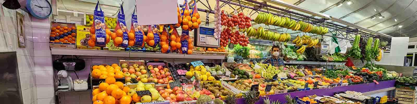 FRUITES VERDURES I HORTALISSES SOLE