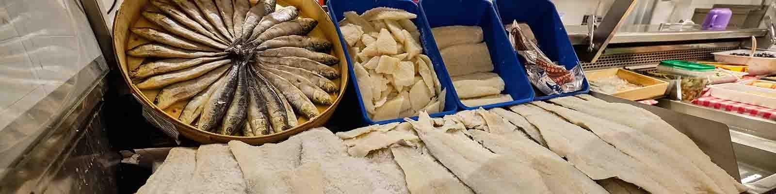 Pesca Salada la Cortesana